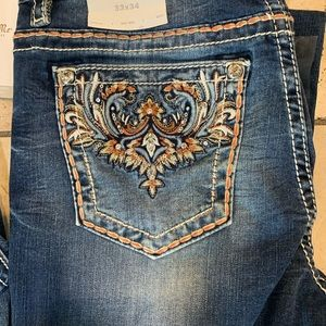 New Miss Me Mid-Rise Bootcut